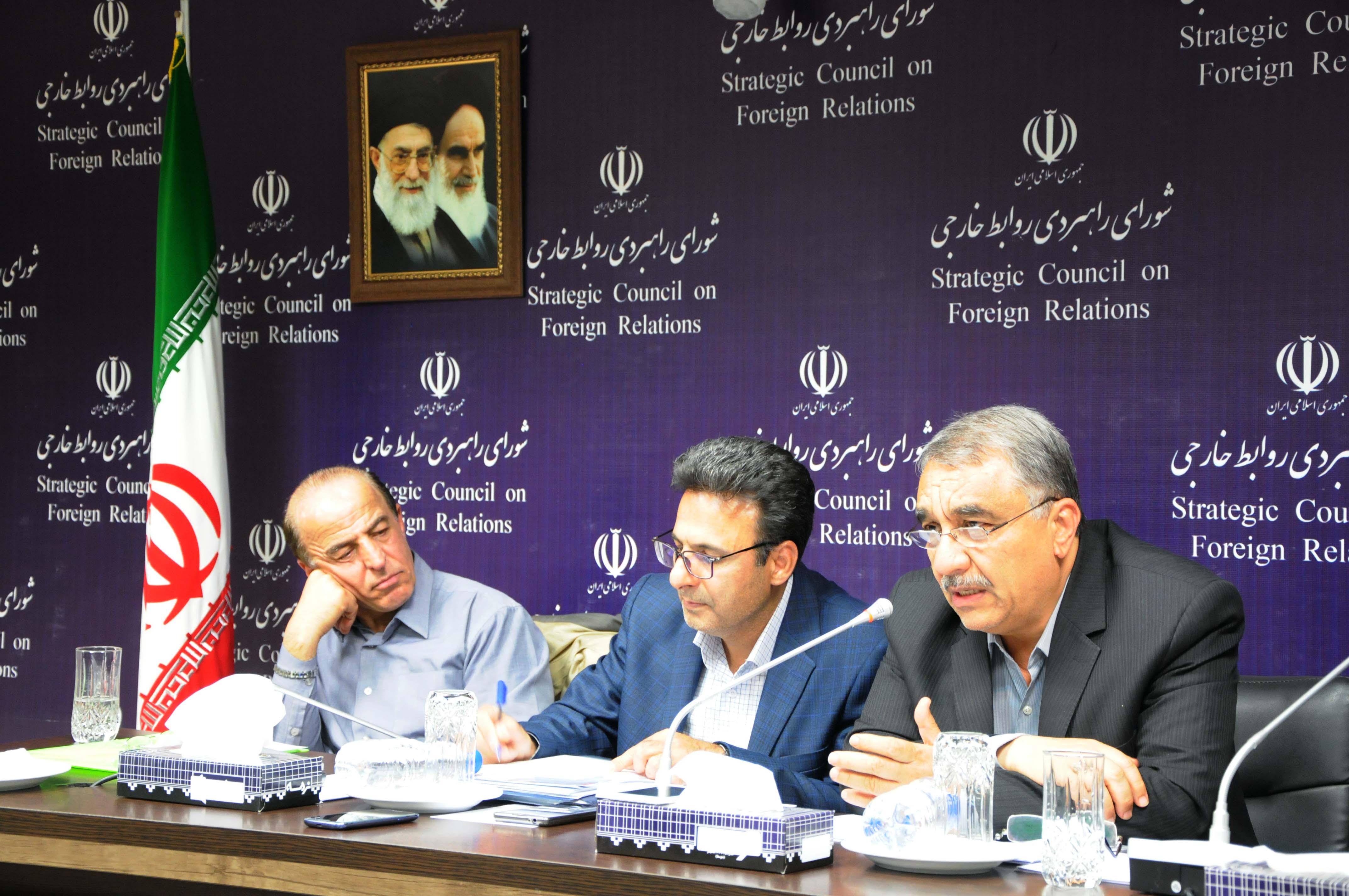 دکتر عبدالرضا فرجی راد، استاد ژئوپلیتیک