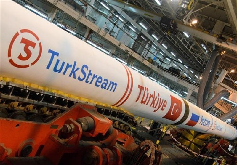 ترک استریم و بازی بزرگ گازی روسیه با اروپا