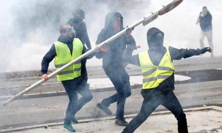 اعتراضهای مردمی فرانسه و فرصتطلبی ترامپ