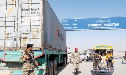 Securing Iran-Pakistan Border