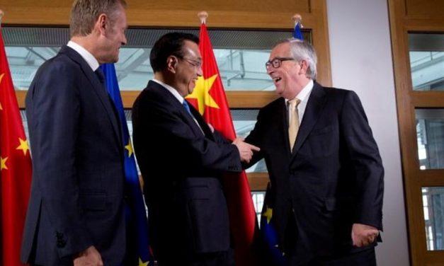رسانه ها ؛ نشست چین و اروپا برای مقابله با آمریکا و…