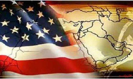 قدرت و نفوذ آمریکا در خاورمیانه رو به افول است