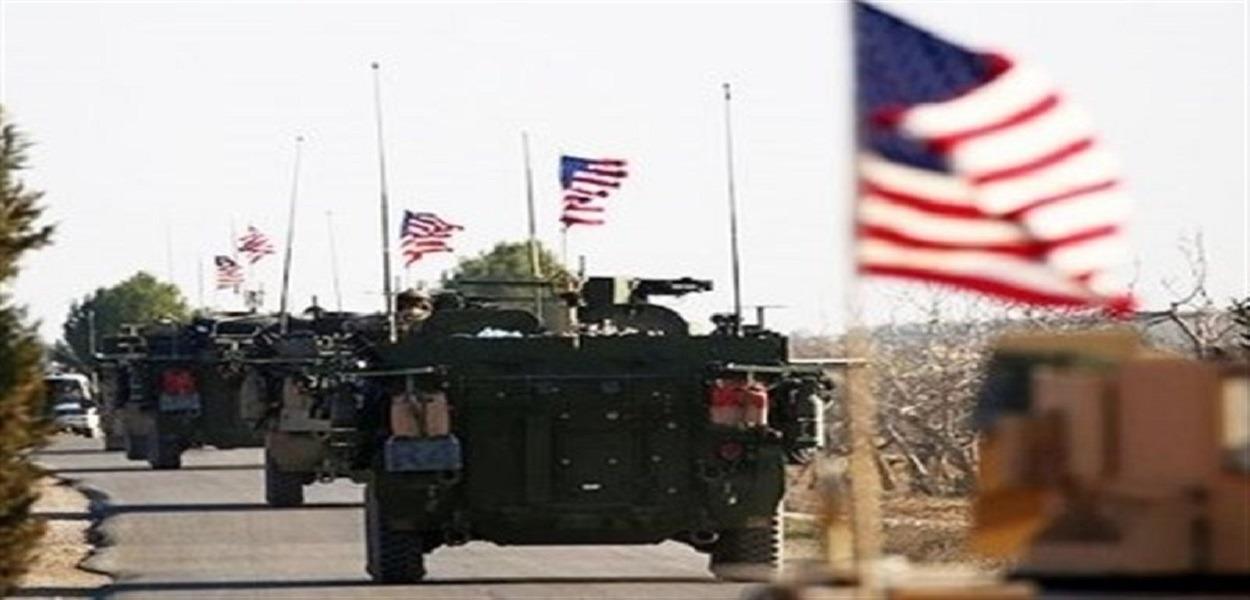 حق برخورد دولت سوریه با اشغالگران آمریکایی