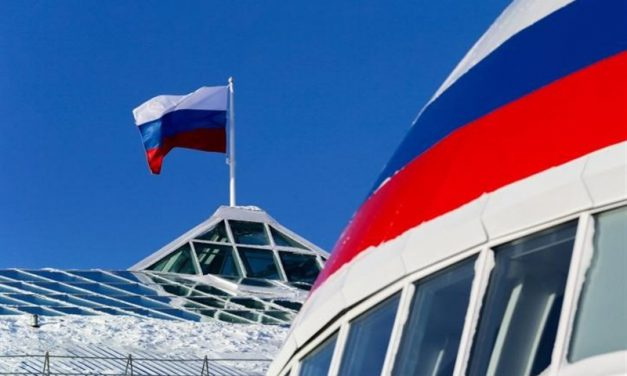 موضع راهبردی روسیه در قطب شمال