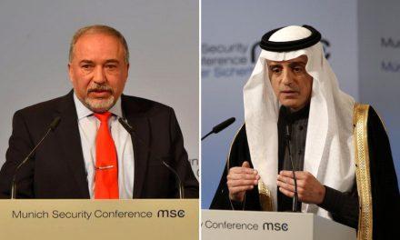 اتحاد ضد ایرانی عربستان و اسرائیل در مونیخ