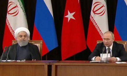 رسانه ها ؛ برگزاری اجلاس سوچی درباره سوریه و…