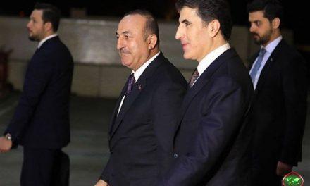 رسانه ها ؛ نشست مقامات کردستان و عراق برای خروج از بحران و…