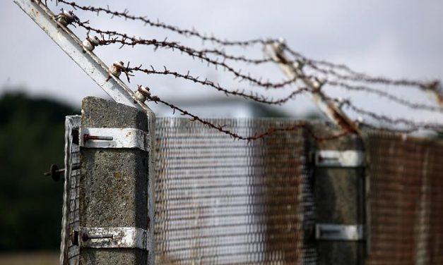 دیوارهای جدید اروپا