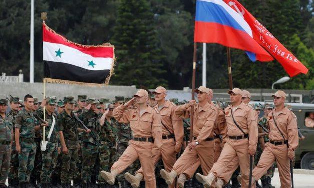 روس ها خواب مقامات اسرائیلی را آشفته کردند
