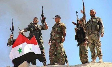 رسانه ها ؛ استقرار کامل ارتش سوریه در «قنیطره» و…