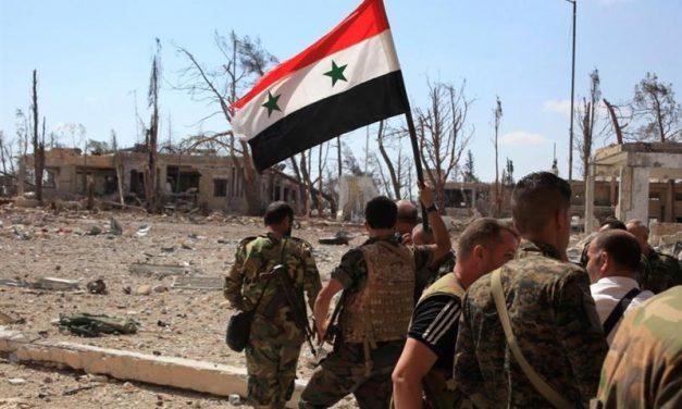 رسانه ها ؛ گمانه زنی ها درخصوص توافق آتشبس در سوریه و…