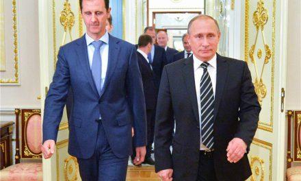 رسانه ها ؛ دیدار پوتین و بشاراسد و…