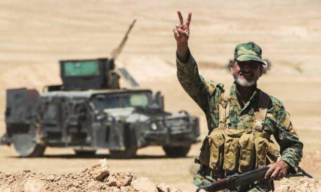 رسانه ها ؛ سقوط آخرین پایگاه های داعش در عراق و سوریه و…