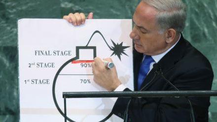 رسانه ها؛  ادامه استراتژی ایران هراسی نتانیاهو  و…