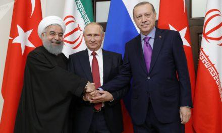 رسانه ها ؛ برگزاری نشست سران  ترکیه-روسیه-ایران  و…