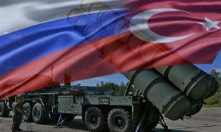 رسانه ها ؛ استقرار سامانه موشکی روس ها  در ترکیه و…
