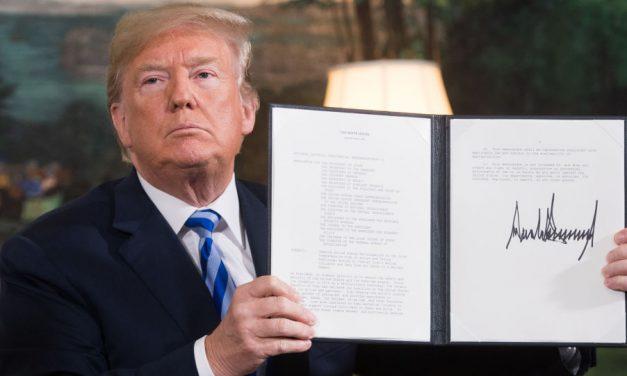 رسانه ها ؛ امکان خروج آمریکا از یک توافقنامه بینالمللی دیگر و…