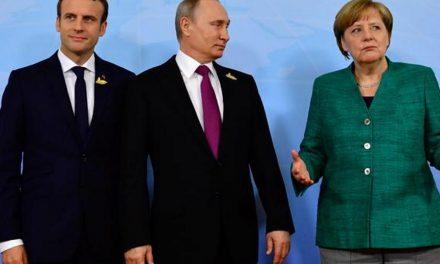 رسانه ها ؛ «نه» صریح روسیه به درخواست مرکل و ماکرون و…