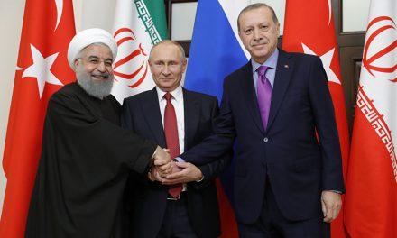 موانع همکاریهای مشترک ایران، ترکیه و روسیه