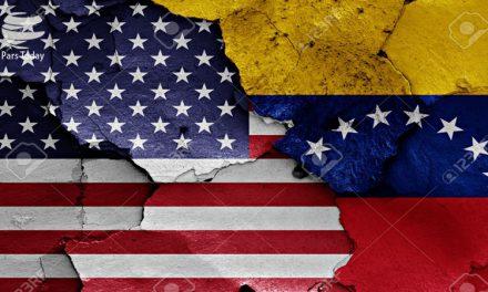 رسانه ها؛  خیز آمریکا برای جنگ افروزی در ونزوئلا و…