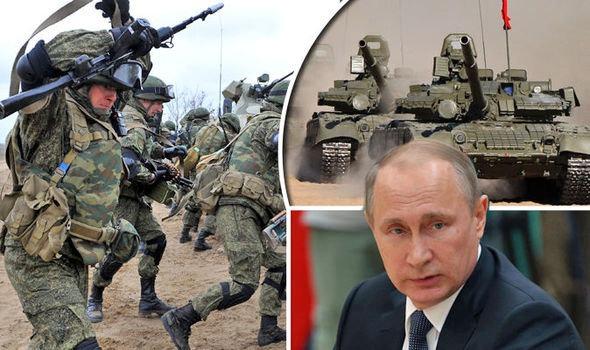 رسانه ها ؛ پوتین درصدد افزایش توان دفاعی روسیه …