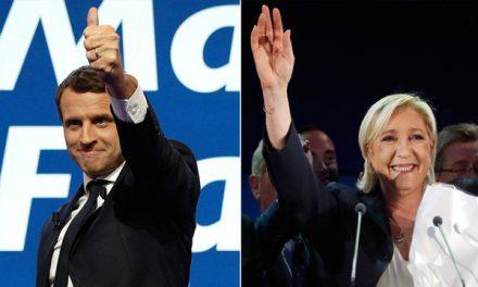 رسانه ها ؛ راهیابی دونامزد به دور دوم انتخابات فرانسه و…