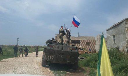 رسانه ها؛ استقرار نیروهای روسیه در اطراف شهر منبج سوریه و…