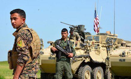 رسانه ها ؛  انصراف آمریکا از تشکیل نیروی مرزی با کُردهای سوریه  و…