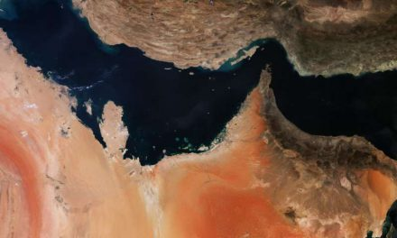 Importance of Security at Strategic Persian Gulf Waterway