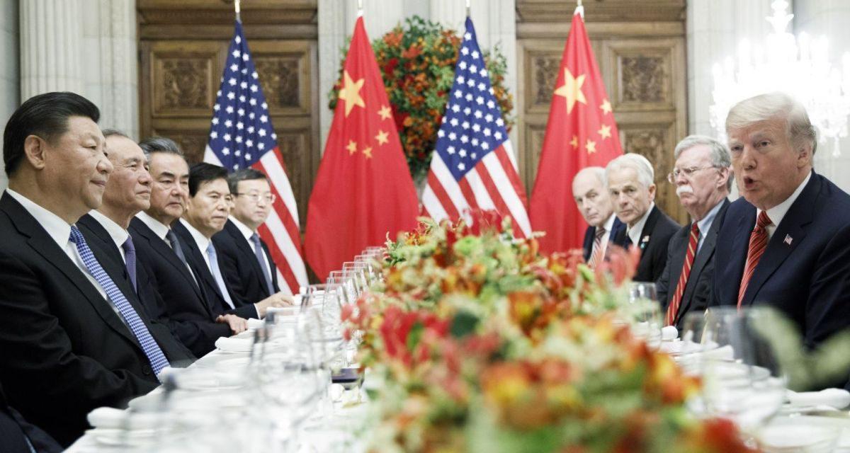Trump's Approach in Containing China