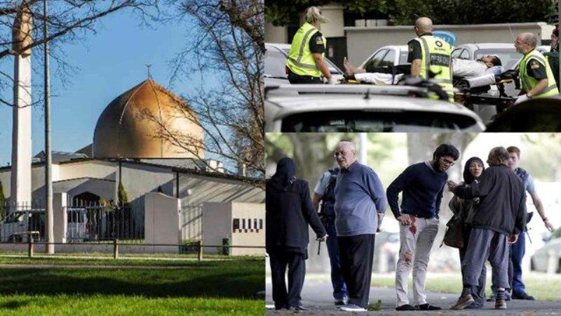 سیاست دوگانه غرب در قبال حادثه تروریستی نیوزلند