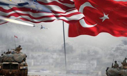 چشم انداز تقابل آمریکا و ترکیه در عفرین