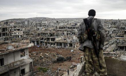 اینفوگرافیک؛ گزارش وضعیت سوریه: از 7 تا 21 فوریه 2018