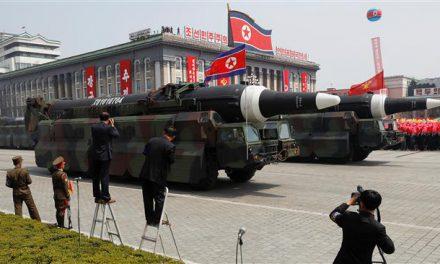 رسانه ها ؛  رونمایی از موشک های جدید کره شمالی و…