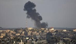 رسانه ها ؛ حمله جنگندههای رژیم صهیونیستی به غزه و…
