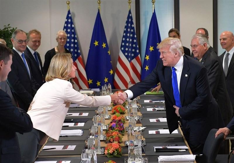 انتخاب برجامی اروپا در قبال اقدامات ترامپ