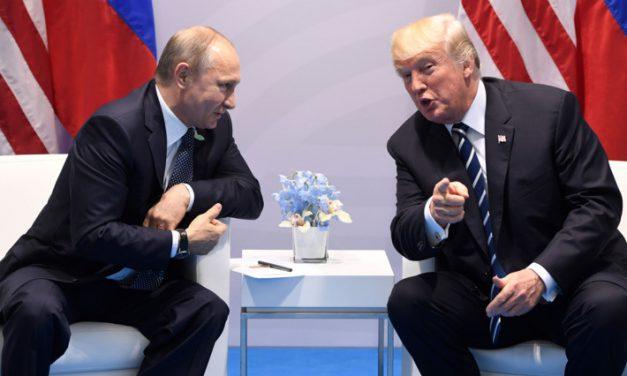 رسانه ها ؛ تاکید پوتین و ترامپ برحفظ تمامیت ارضی سوریه و…