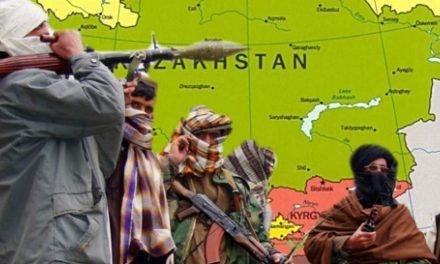 داعش در راه آسیای مرکزی