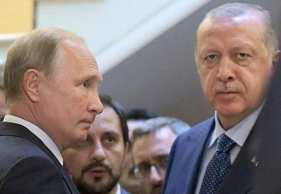 رسانه ها ؛ توافق روسیه و ترکیه برسر تل رفعت سوریه  و…