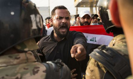America behind the Unrest in Iraq