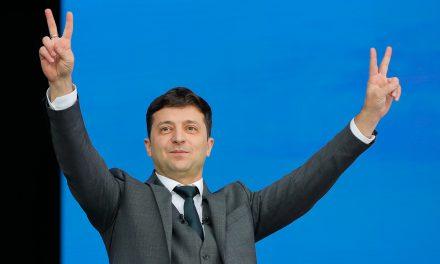 امیدواری روسگرایان با راهیابی زلنسکی به دور دوم انتخابات اوکراین