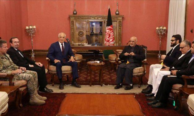 اهداف آمریکا از صلح افغانستان