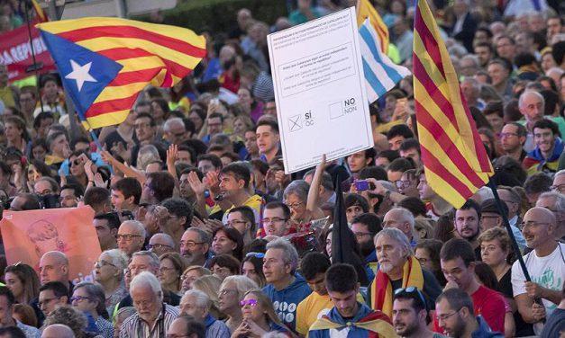 رسانه ها ؛ ادامه تنش کاتالونیا و اسپانیا و…