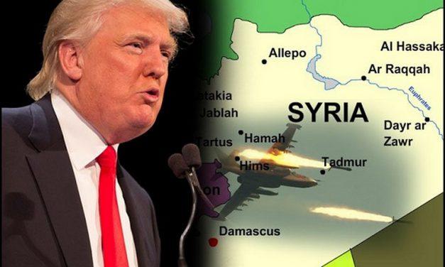 آیا حمله نظامی فراگیر آمریکا علیه سوریه امکانپذیر است؟