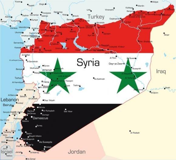 چشم انداز روشن سوریه در سال 2018