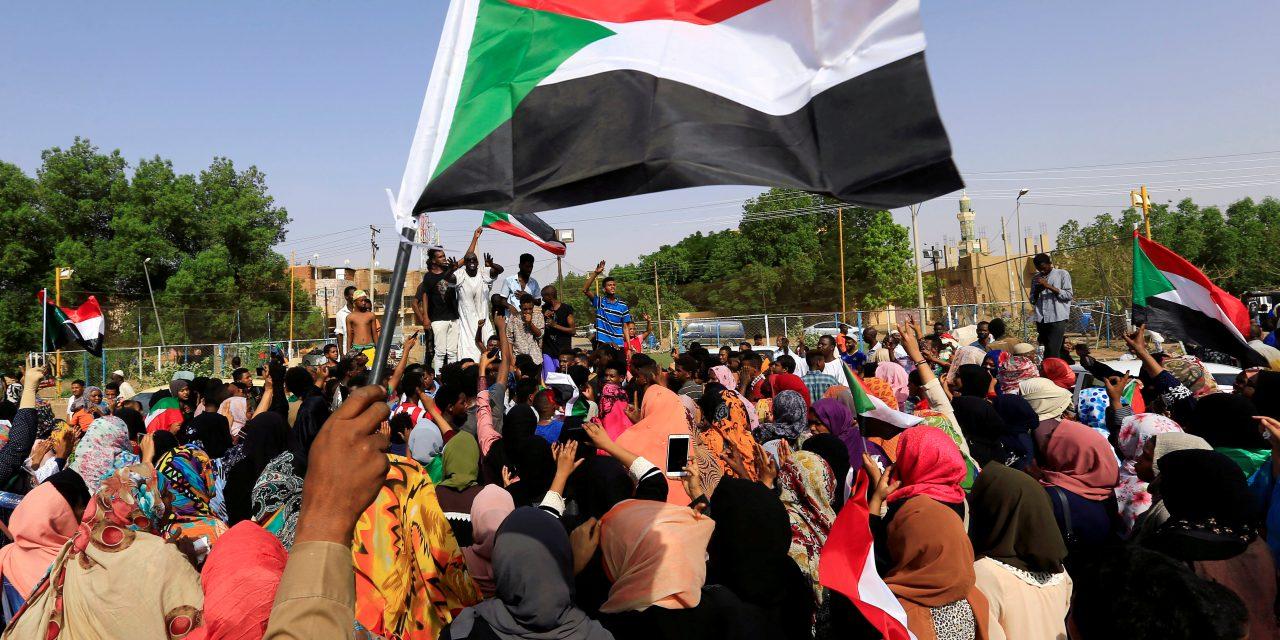 میخواهند مردم سودان را خسته کنند