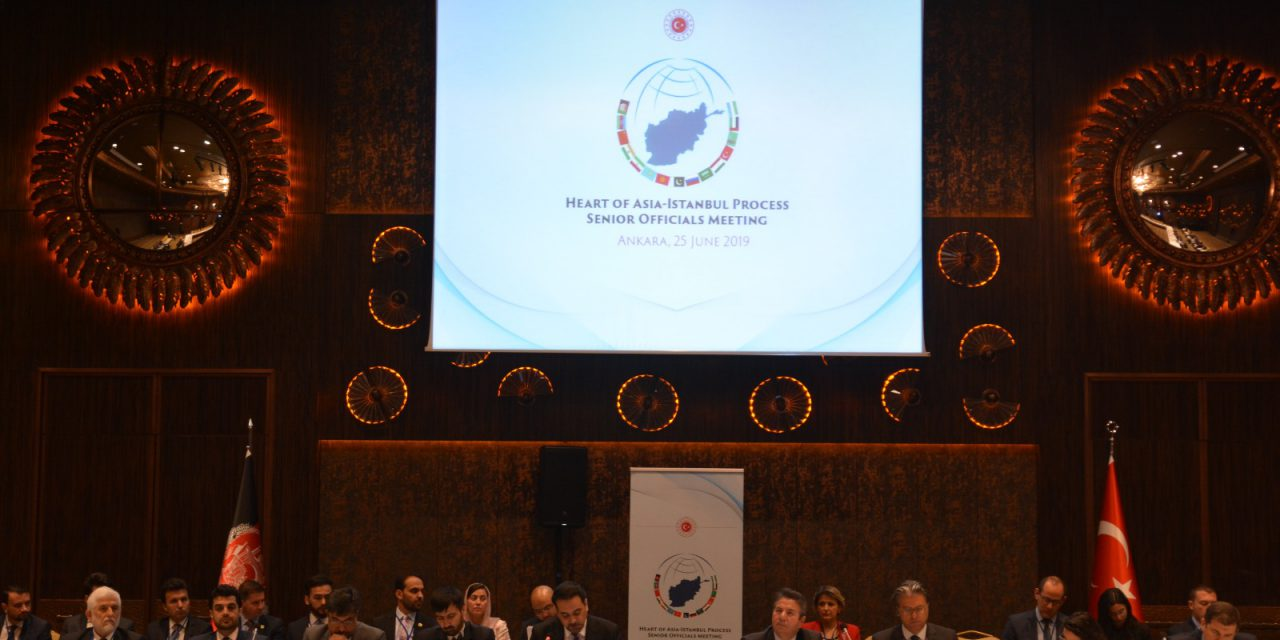 Impact of 'Heart of Asia – Istanbul Process' on Afghan Peace Talks