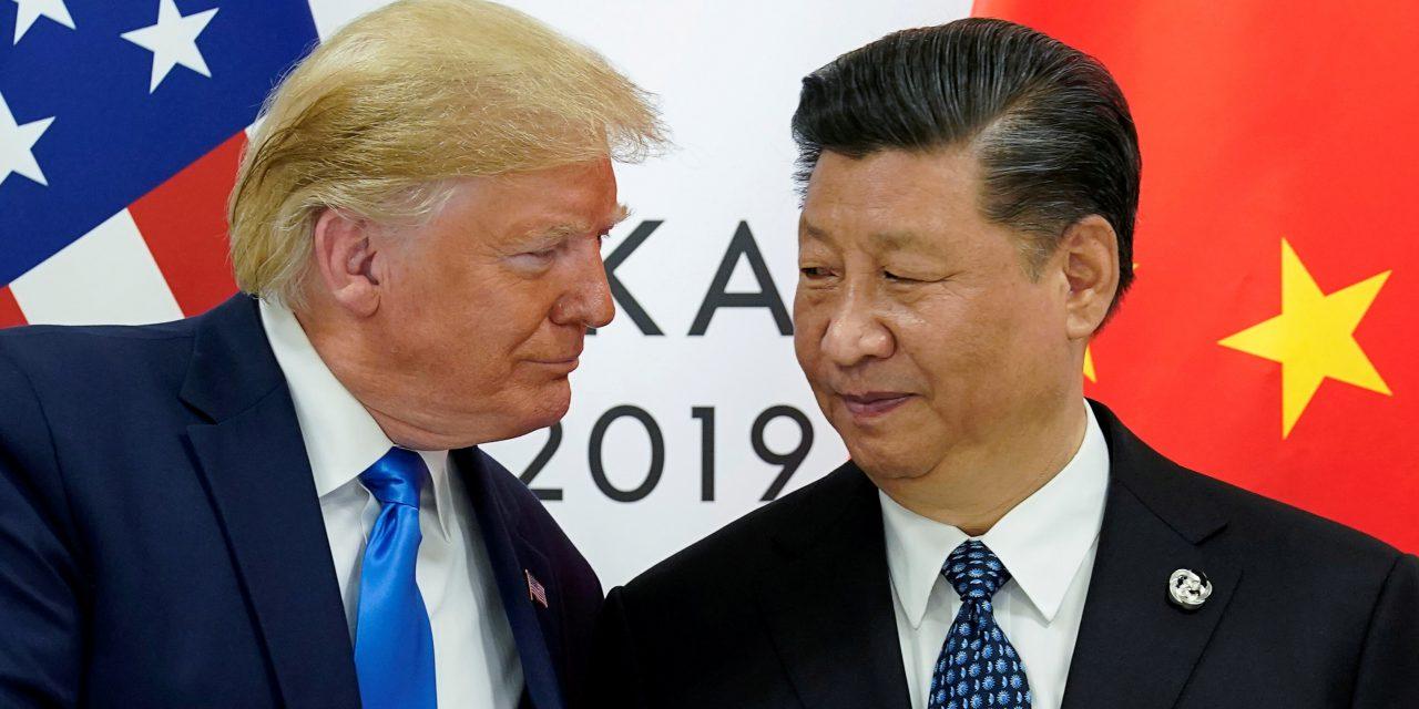US Retreats against China