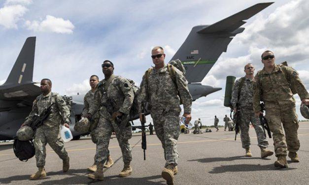 رسانه ها؛ آغاز استقرار نظامیان آمریکایی درعربستان و…