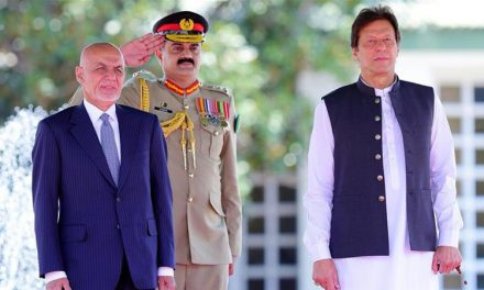 اهداف سفر اشرف غنی به پاکستان